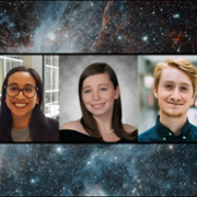 MSU Astronomy's Three Recent NSF GRFP Recipients