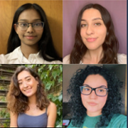 Four Astronomy Undergraduates Receive Lawrence W. Hantel Endowed Fellowship